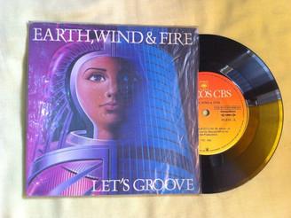 OLD VINYL - Earth, Wind & Fire