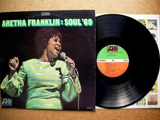 OLD VINYL - Aretha Franklin
