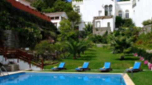 Monchique - Villa Termal das Caldas de M