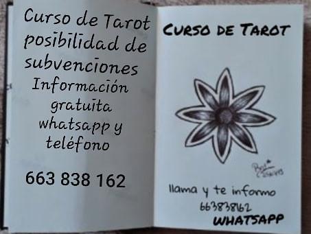 Curso de Tarot , Aprende hacer rituales, Numerologia, Pendulo y otras mancias...