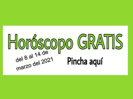 Horóscopo del 8 al 14 de marzo 2021 Tararot y videncia semanal