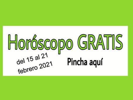 Horóscopo del 15 al 21 de febrero 2021 Tararot y videncia semanal