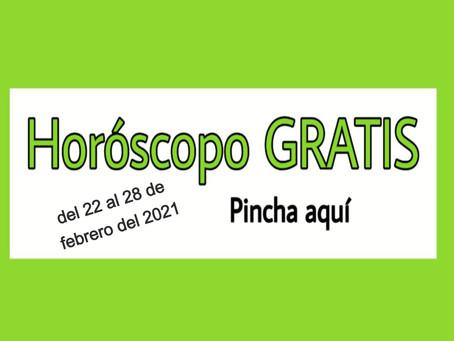 Horóscopo del 22 al 28 de febrero 2021 Tararot y videncia semanal
