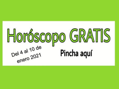 Horóscopo del 4 al 10 de enero 2021 Tararot y videncia semanal