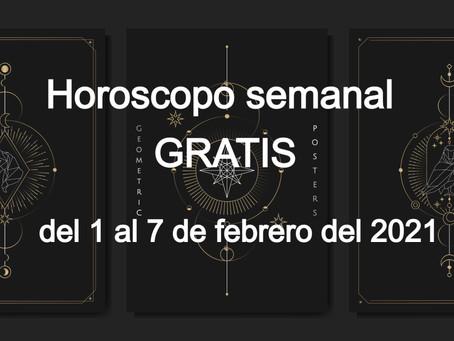 Valentina Demar y su horóscopo del 1 al 7 de febrero 2021