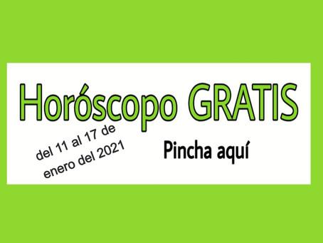 Horóscopo del 11 al 17 de enero 2021 Tararot y videncia semanal
