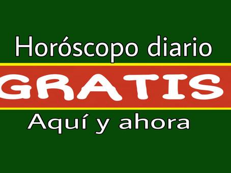 Horóscopo diario GRATIS USA
