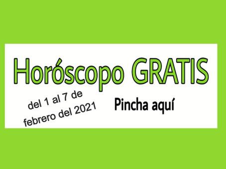 Horóscopo del 1 al 7 de febrero 2021 Tararot y videncia semanal