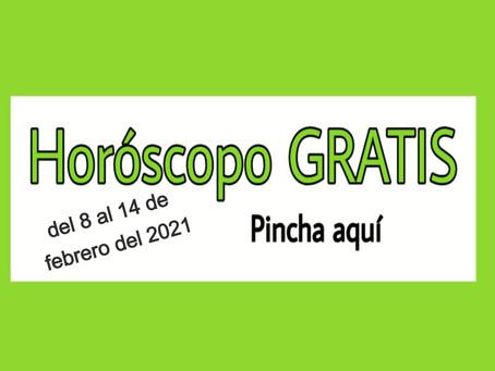 Horóscopo del 8 al 14 de febrero 2021 Tararot y videncia semanal