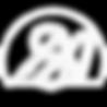 sawyer logo square half circle white no