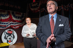 """REVIEW: """"Church and State"""" Circle Theatre Players at Sand Lake Center for the Arts"""