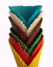 vegan waffle cone ice cream lick holmfir