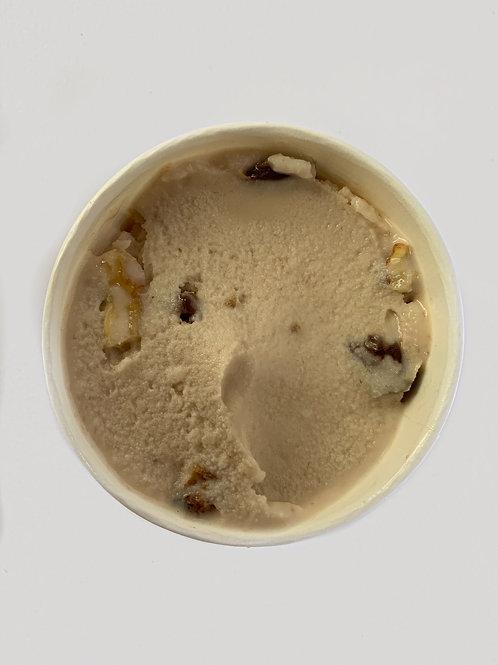 Banana, Chocolate Fudge and Walnut 480ml
