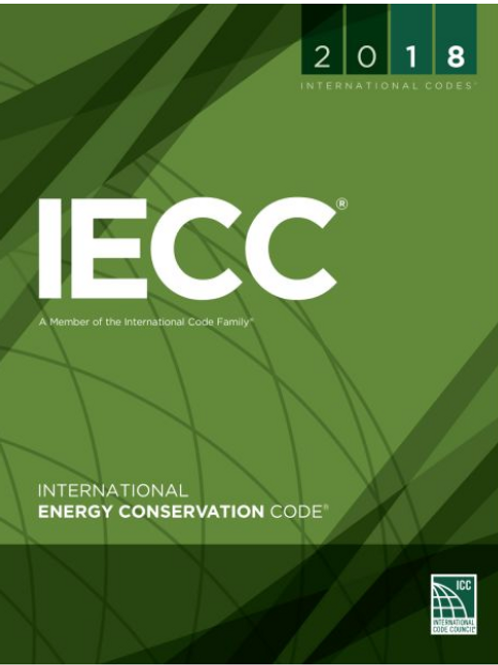 (IECC) 2018 International Energy Conservation Code®