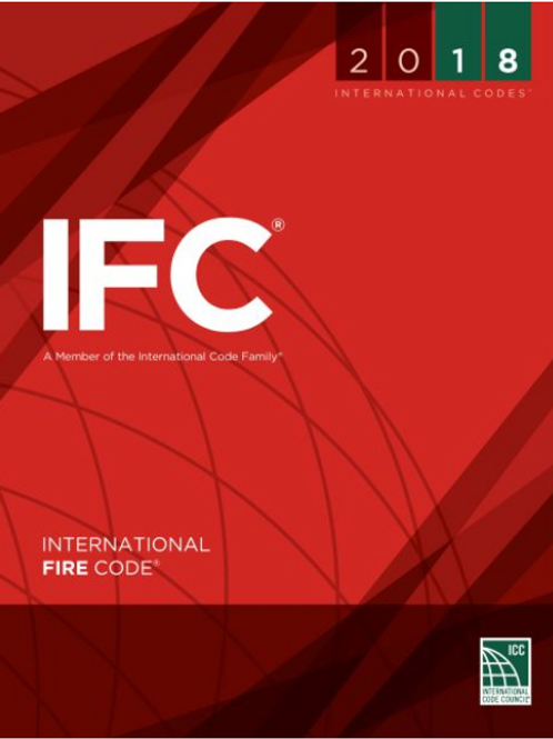 (IFC) 2018 International Fire Code®