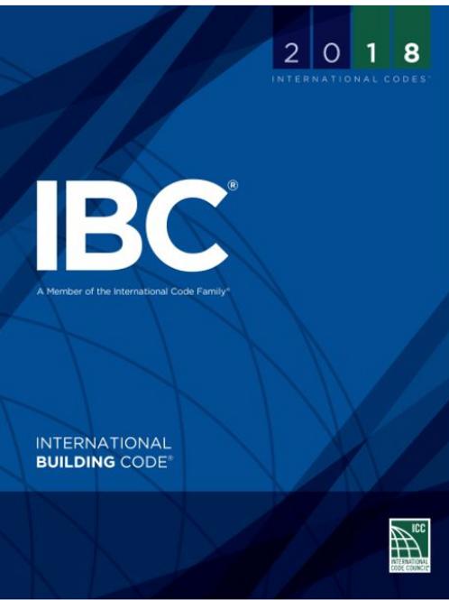 (IBC) 2018 International Building Code®