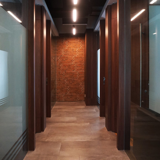 Bimantara Office Hallway