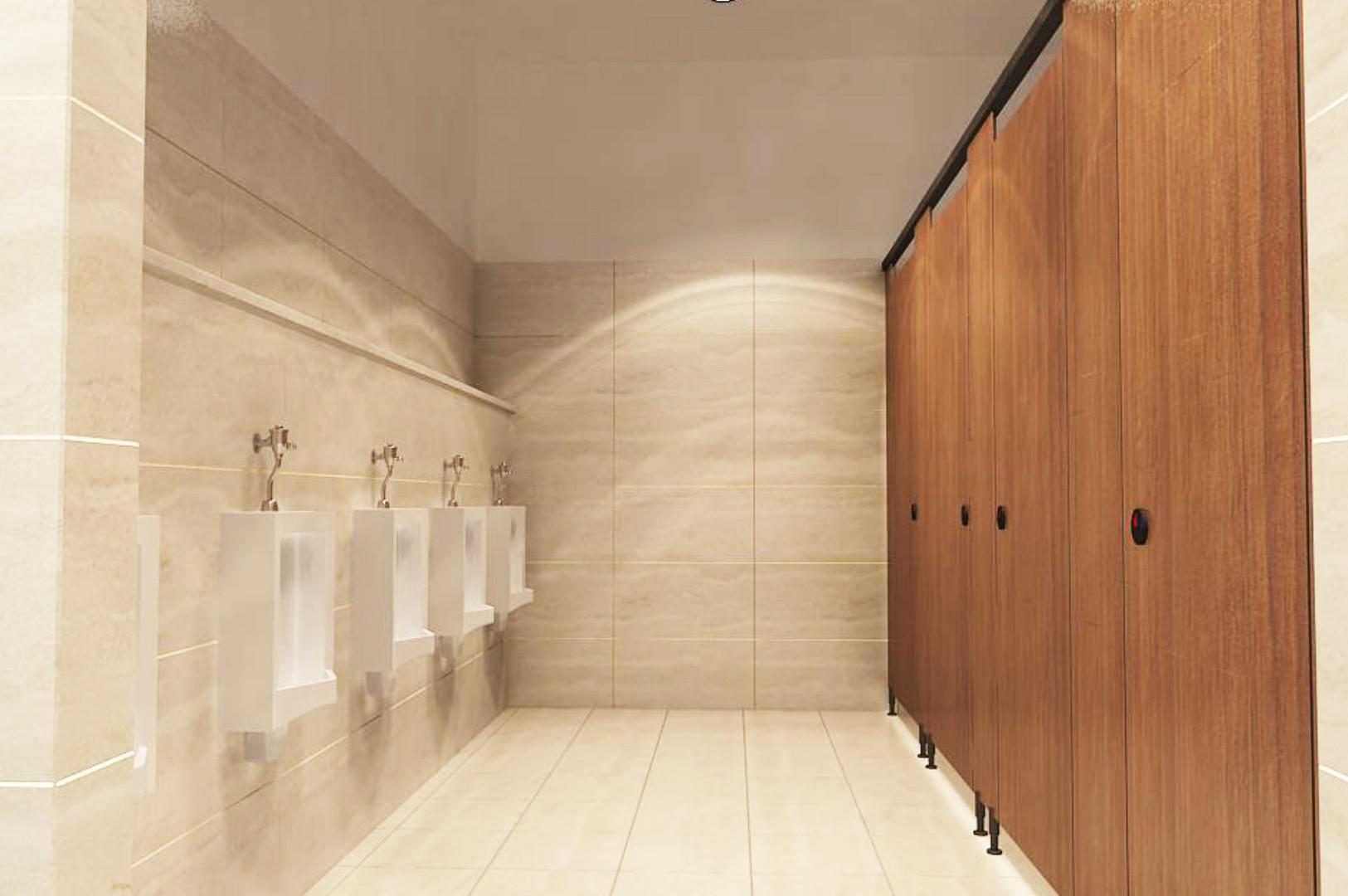 Indramayu Mall Bathroom