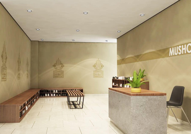 Indramayu Mall Praying Room