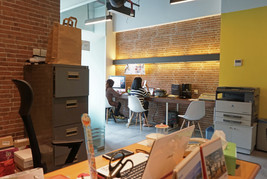 Bimantara Office Brick Wall
