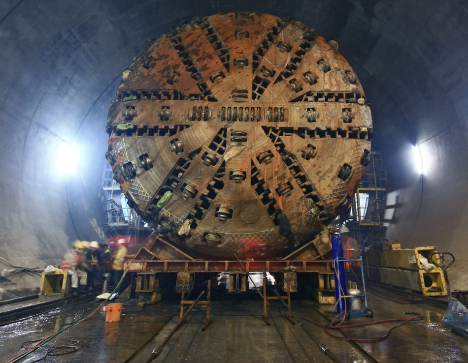Boreas Tunnelling are hiring multiple TBM operators!