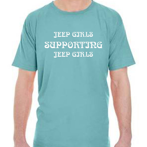 Jeep Girls Supporting Jeep Girls Tee