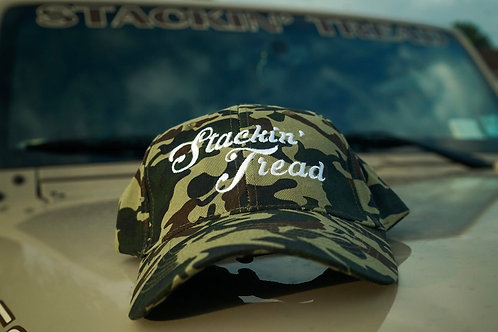 ST Camo Dad Hat