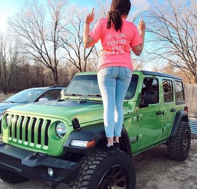 F*ck Your Jeep Club Tee