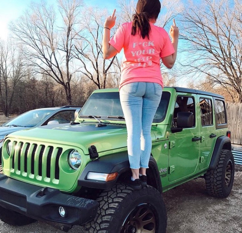 F*ck Your Jeep Club Tee