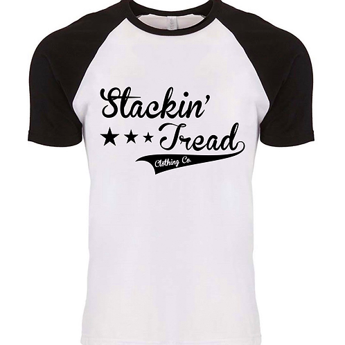 Stackin' Tread Baseball Tee