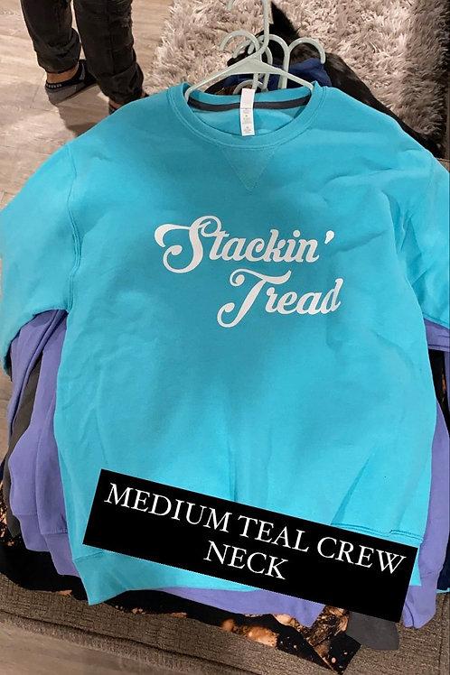 Teal Crew Neck