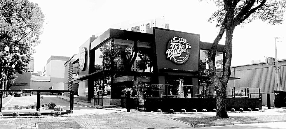 Restaurante Drive in Burger