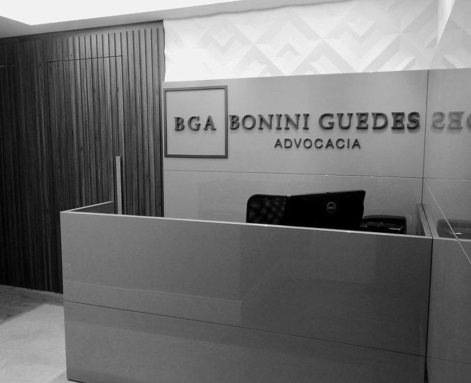 Escritório de Advocacia BG - Parceria com Arquiteta Ana Flávia Ribas
