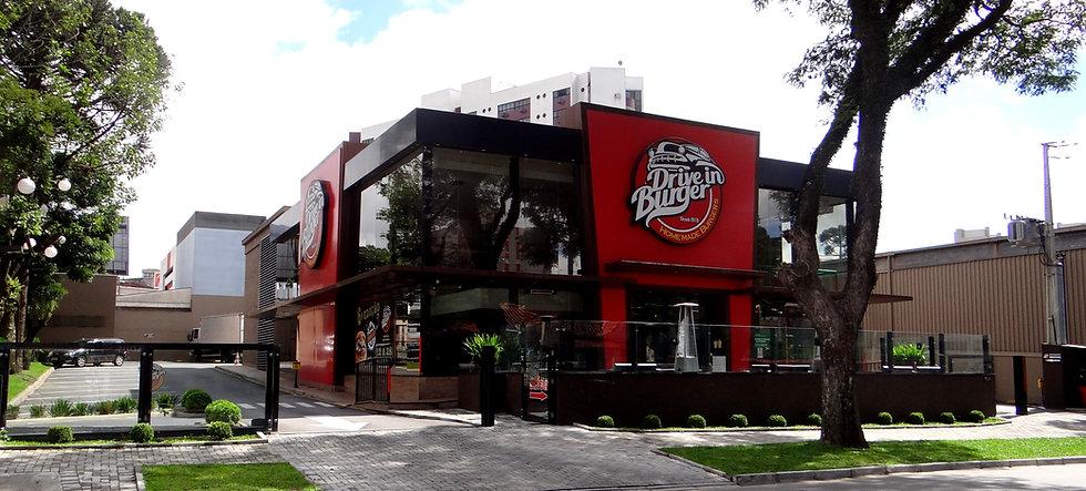 Restaurante Drive in Burger