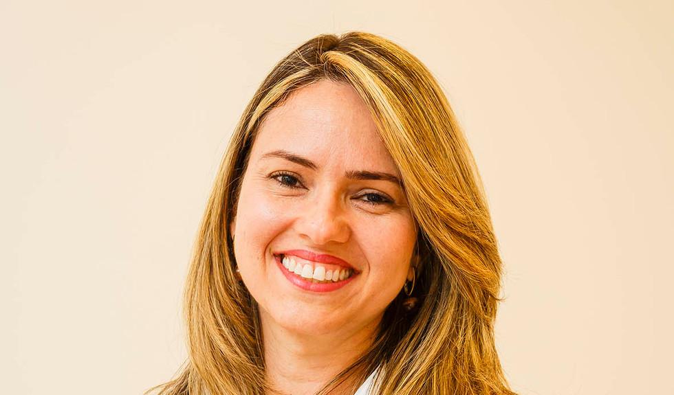 Dra Corina, nossa geriatra