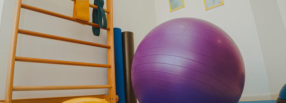 Sala Multidisciplinar - FIsioterapia