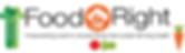 FoodRight Banner Logo