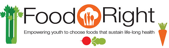 FoodRight Banner Logo