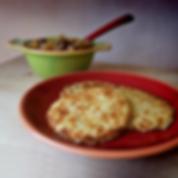 FoodRight's Oatmeal Pancakes Recipe