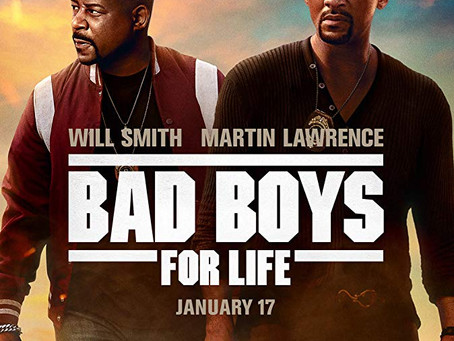 "Jenn Rohm Reviews ""Bad Boys for Life"""