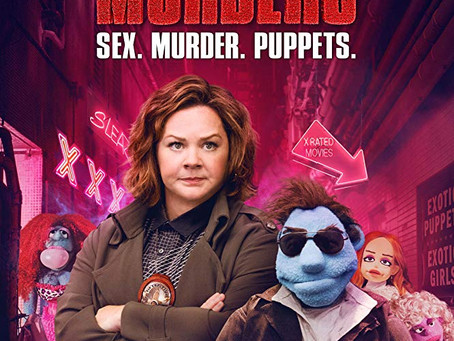 """Rob Reviews """"The Happytime Murders"""""""