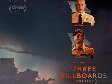 "Rob Reviews ""Three Billboards Outside Ebbing, Missouri"""