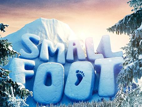 """Rob Reviews """"Smallfoot"""""""