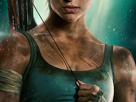 "Chad Reviews ""Tomb Raider"""