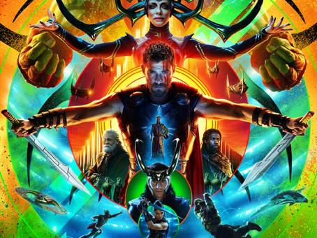 """Rob Reviews """"Thor: Ragnarok"""""""