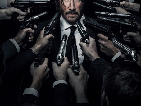 "Rob Reviews ""John Wick: Chapter Two"""