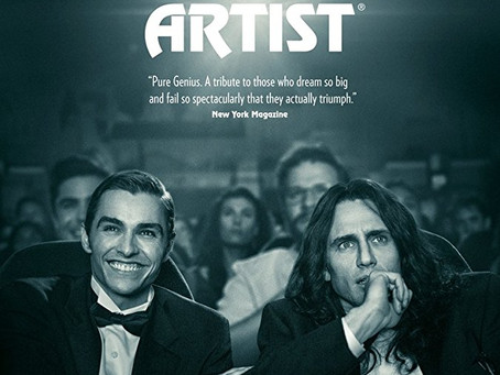 """Rob Reviews """"The Disaster Artist"""""""