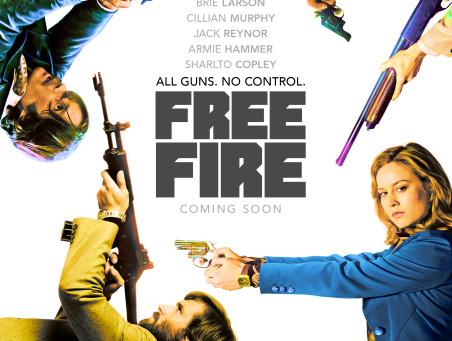 "Rob Reviews ""Free Fire"""