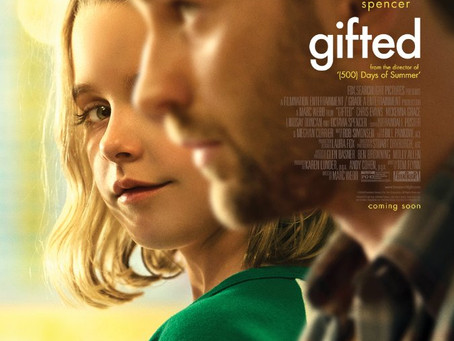 """Rob Reviews """"Gifted"""""""
