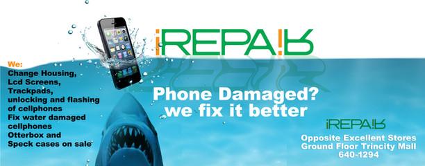 Repair Web Banner